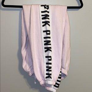 VS Pink Sweats